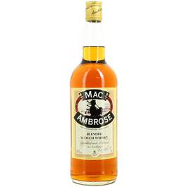 Mac Ambrose Scotch whisky 40°