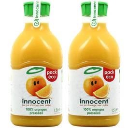 Innocent Jus d'orange avec pulpe