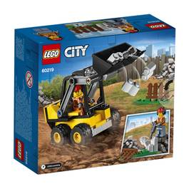 LEGO® City 60219- La chargeuse