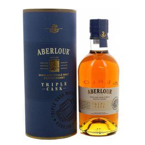 Aberlour Scotch Whisky single Triple Cask 40°