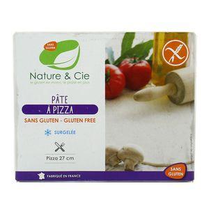 Nature & Cie Pâte à pizza Bio sans gluten - 27 cm
