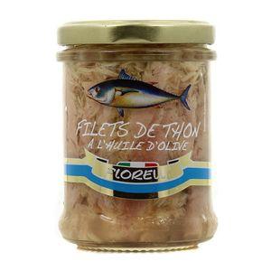 Florelli Filets de thon à l'huile d'olive