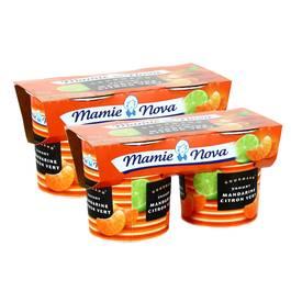 Mamie Nova Gourmand Mandarine - Citron vert