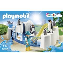 PLAYMOBIL® Family Fun Bassin de manchots