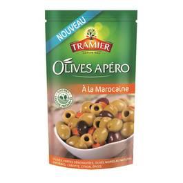 Tramier Olives Apéro à la Marocaine