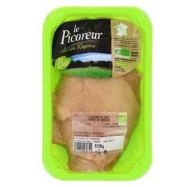 Le Picoreur 2 Escalopes de poulet Bio