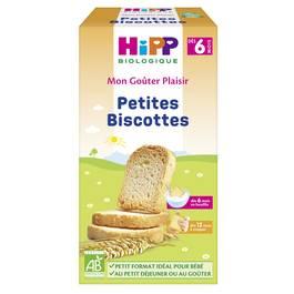 Hipp Petites Biscottes bio dès 6 mois