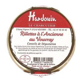 Charcuterie Hardouin Rillettes à l'ancienne au Vouvray