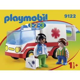 PLAYMOBIL® 1.2.3 Ambulance
