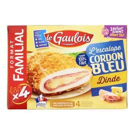 Le Gaulois Escalope cordon bleu