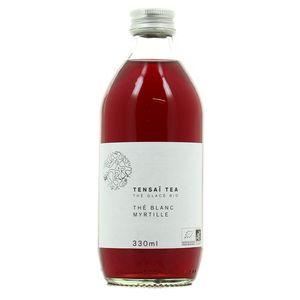 Tensaï Thé blanc myrtille BIO