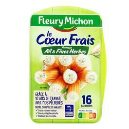 Fleury Michon Coeur Frais Ail & Fines Herbes