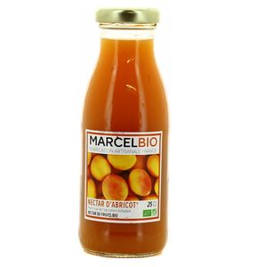 Marcel Bio Nectar d'abricot BIO