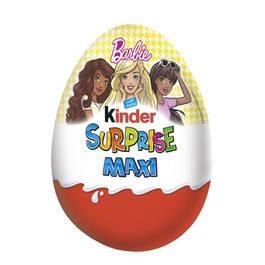 Kinder Oeuf surprise maxi barbie