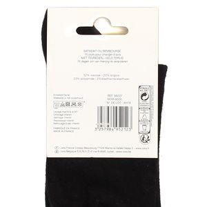 Influx Mi chaussettes Angora 37/41 Noir