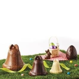 Mastrad Moules cloches en chocolat