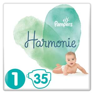 Pampers Harmonie Couches T1 - 2/5kg
