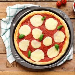 Pyrex Plat à pizza métal  Asimetria