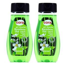 Cora Gel douche Bambou thé vert