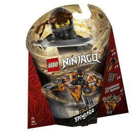 LEGO® Ninjago 70662- Toupie Spinjitzu Cole