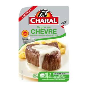 Charal Sauce au chèvre