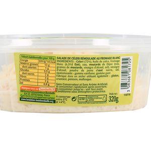Bonduelle Céleri Rémoulade au fromage blanc