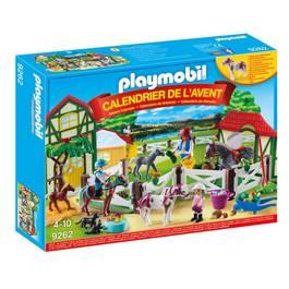 PLAYMOBIL® Christmas Calendrier de l'Avent Centre équestre