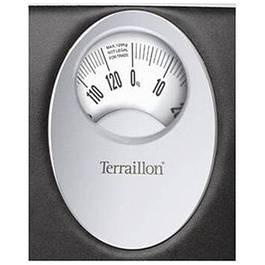 Terraillon Pèse personne mécanique noir - T 61