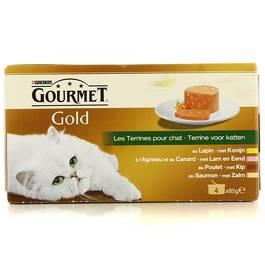 Gourmet Gold Les Terrines Multivariétés
