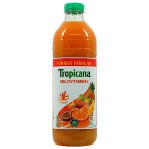 Tropicana Pur jus  multi vitaminé