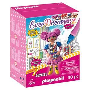 PLAYMOBIL® EverDreamerZ Rosalee le monde de la BD