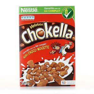 Nestlé Chokella, céréales complètes