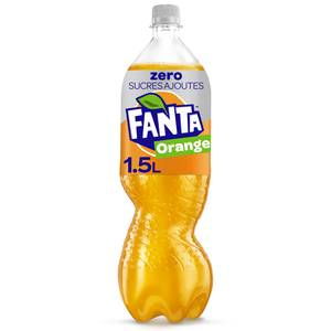 Fanta Zéro orange