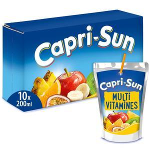 Capri - Sun Multi-Vitaminés