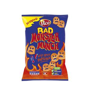 Vico Monster munch spicy paprika