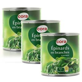 Cora Epinard en branches