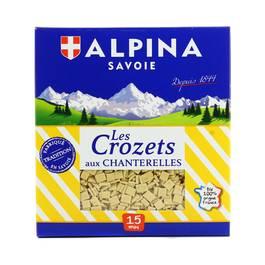 Alpina Les crozets aux chanterelles