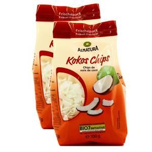 Alnatura Chips de noix de coco bio