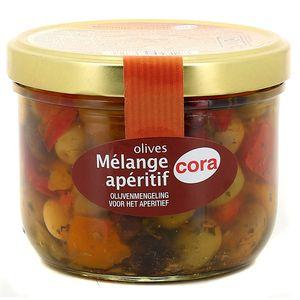 Cora Olives mélange apéritif