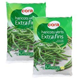 Cora Haricots verts extra fins