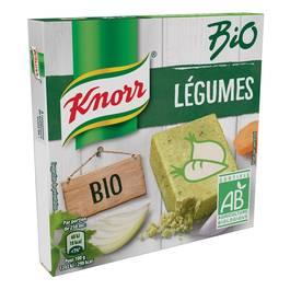 Knorr Bouillon légumes bio