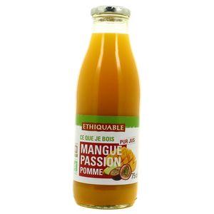 Ethiquable Jus Mangue Pasion Pomme Bio