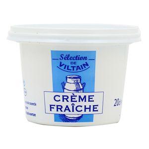 Ferme de Viltain Crème fraiche épaisse en pot