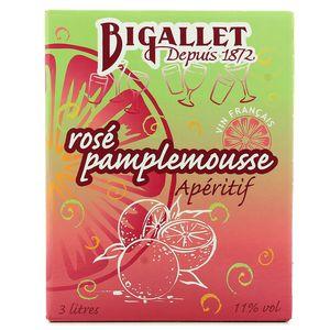 Bigallet Rosé Pamplemousse 11°