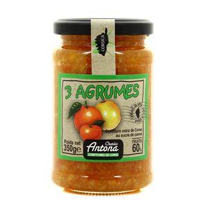 Charles Antona Confiture extra de Corse 3 agrumes