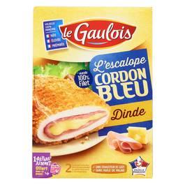 Le Gaulois Cordon bleu de dinde