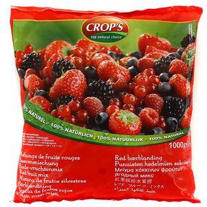 Mélanges fruits rouges ,Crop's,1kg