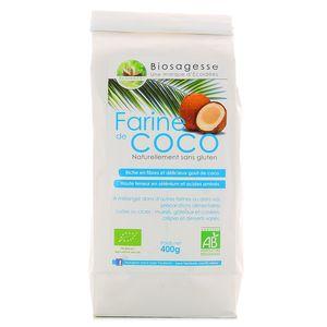 Farine de coco,HOURA,400g