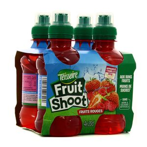 Fruit Shoot Fruits rouges