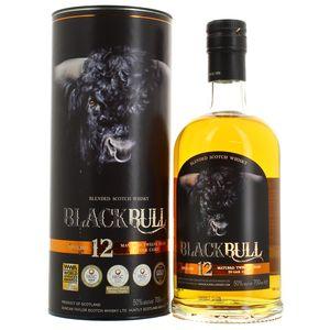 Black Bull Blended scotch whisky 40° 12 ans